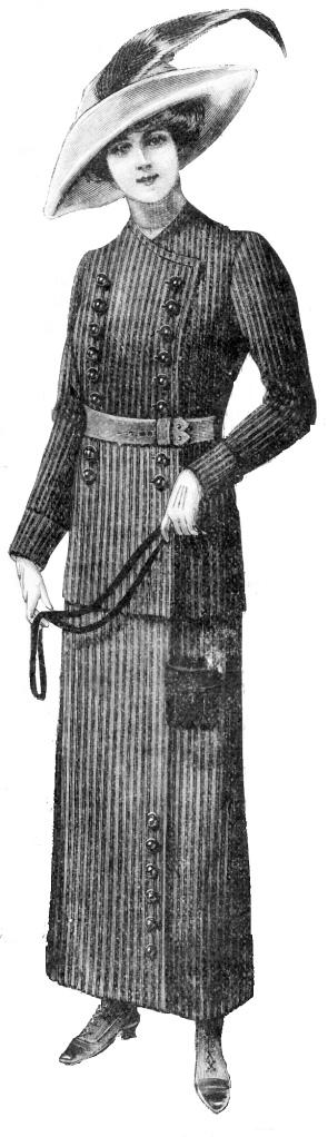 Edwardian suit